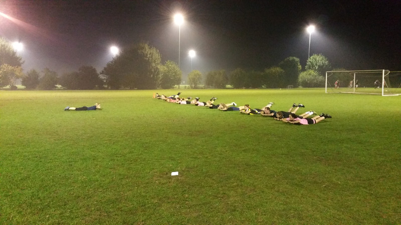 Bootcamp - Just Active