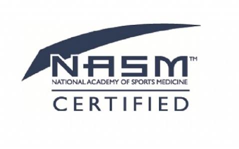 NASM gediplomeerd Personal Trainer