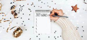 Goede voornemens, maak van 2019 jouw jaar